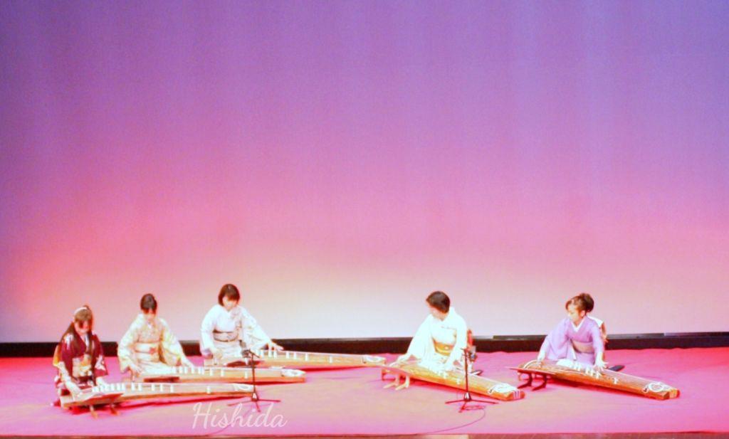 琴コンサート 岡崎市 琴教室