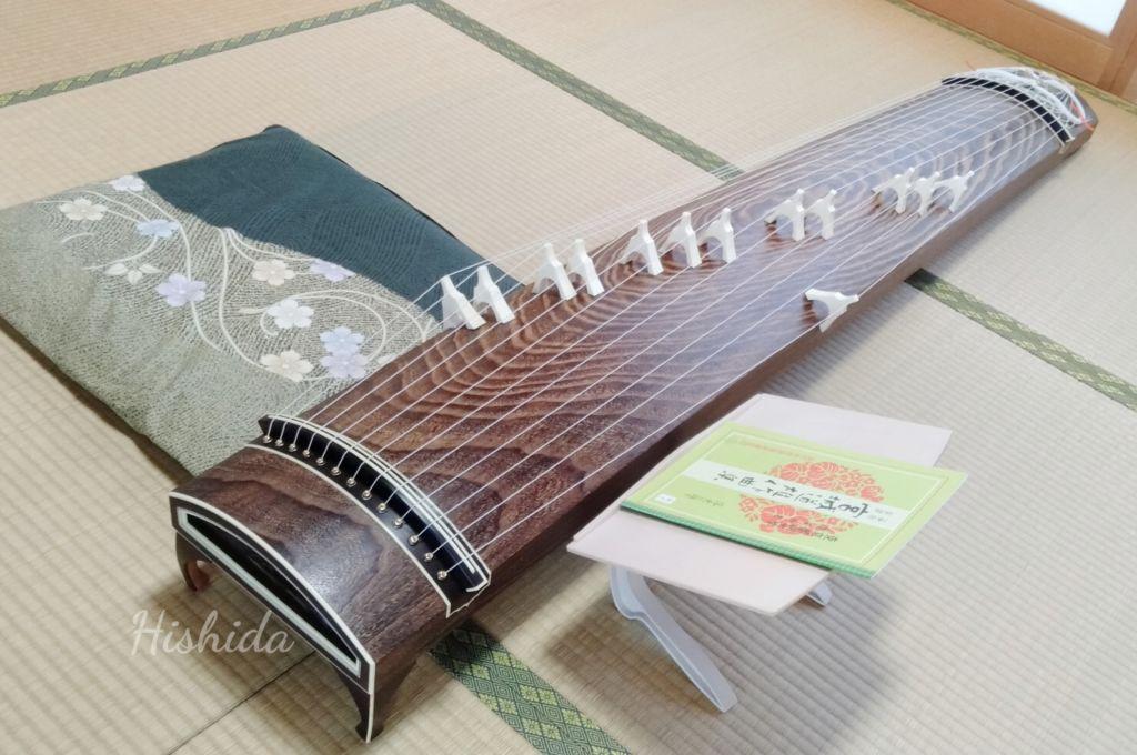 箏 琴教室 豊田 安城 西尾 知立 から便利