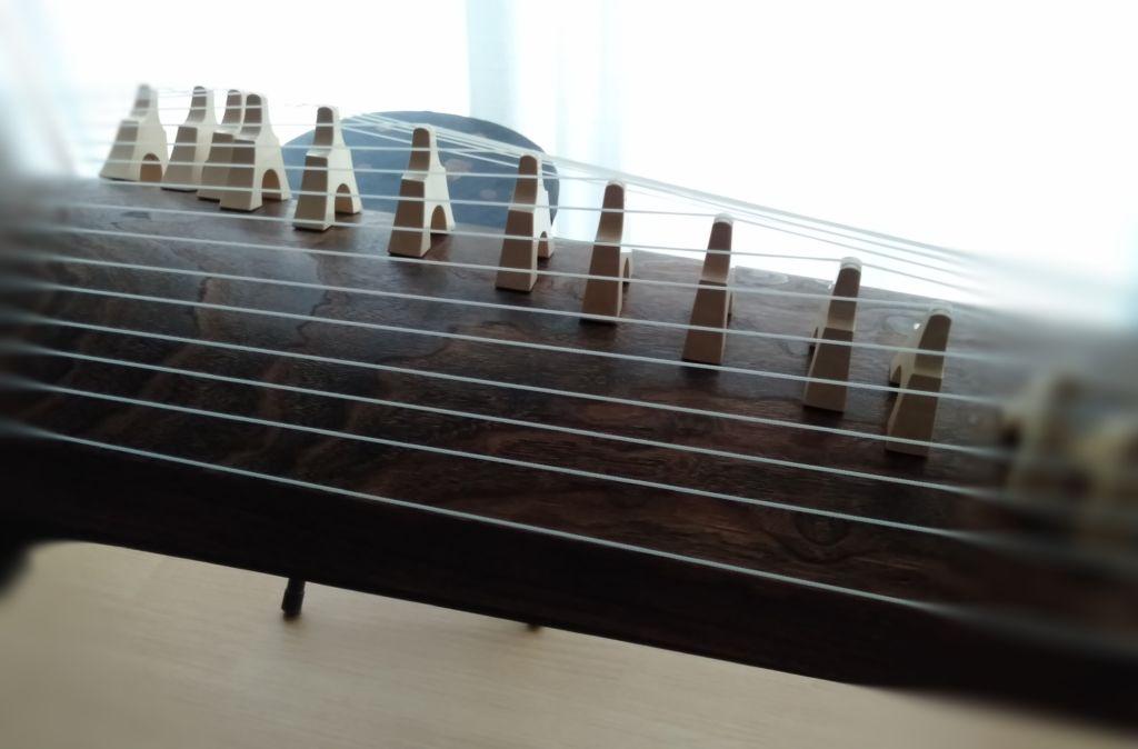 17絃 安城市 琴教室